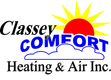 Classey COMFORT Heating & Air Conditioning Inc.