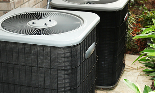 Repaired AC Units